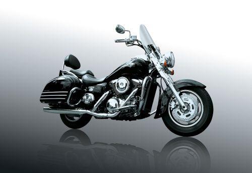 Kawasaki,motociklas,sidabras,purentuvas,metalas,motociklai,iš šono,chromas,dviračių transporto priemonė,klasikinis,juoda