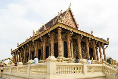 Khmer,rūgštus,etninis kultūrinis kaimas,Hanojus,Vietnamas