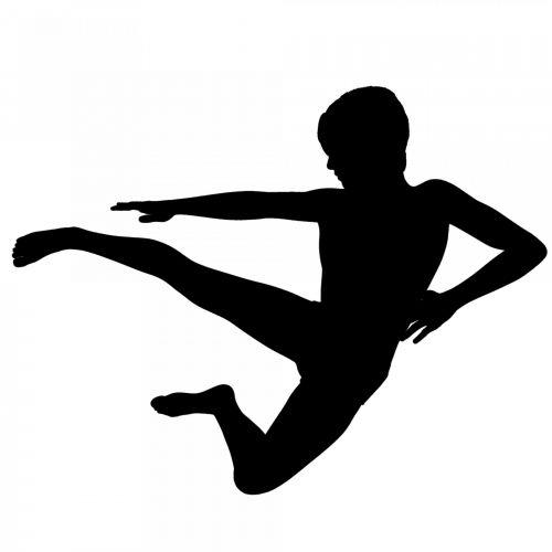 siluetas, juoda, smūgis, spardyti, vyras, berniukas, Patinas, izoliuotas, balta, fonas, Sportas, kovoti, skristi, šokinėti, varzybos, figūra, kontūrai, smūgis žmogus