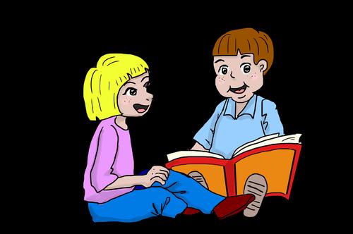 vaikai, vaikai skaitymas, vaikai, skaityti, Knygelėse, pasakojimas, vaikai istorija, mokymasis, švietimo, šviesti, ikimokyklinio, mokyklinio amžiaus vaikų, animacinis filmas, piešimo, free brėžiniai, Nemokama iliustracijos
