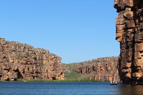 Kimberlis,kraštovaizdis,australia,Nuotolinis,Gorge,gamta