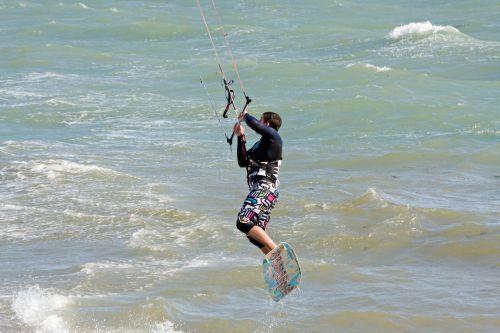 aitvaras & nbsp, surfer, kite & nbsp, naršymas, surfer, banglenčių sportas, vandenynas, jūra, vanduo, Sportas, veiksmas, linksma, veikla, malonumas, Kite surfer
