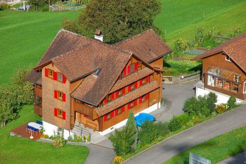 klewenalp,alm,alpe,kalnai,Šveicarija,ūkis,kalnų ūkis,pranešta