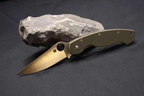 peilis,Kišeninis peilis,spyderco kariuomenė,ašmenys,supjaustyti,aštrus,vieno rankos peilis