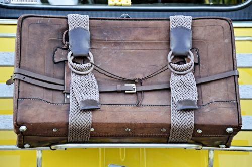 automobilis, antis, transporto priemonė, Senovinis, klasikinis, greitkelis, gabenimas, lagaminas, lagaminas