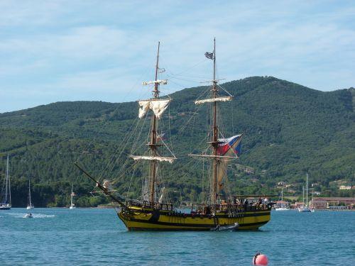 la grace,aukštas laivas,burinė valtis,Elba,chesteris iskolahajó,laivas,burinė valtis,buriavimas,jūroje,uostas,jūra