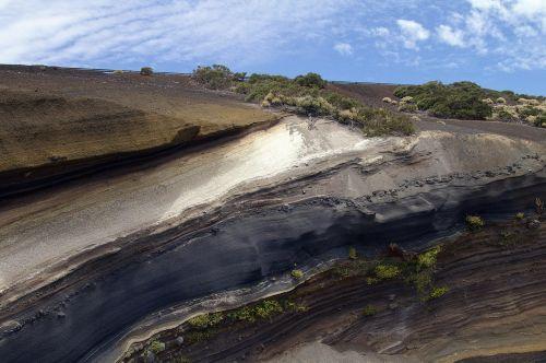 la tarta,Tenerifė,nacionalinis parkas teide,Teide nacionalinis parkas,Kanarų salos,lavos laukai,Ispanija,gamta,bazaltas,lavos srautas,geologija