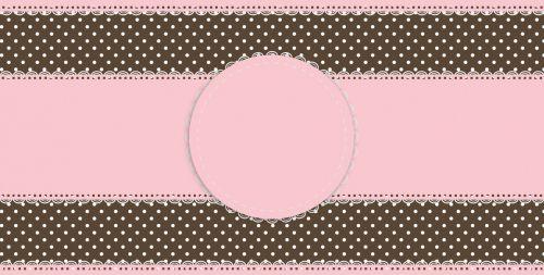 nėriniai, sienos, išgalvotas, apkarpyti, dekoratyvinis, polka & nbsp, taškų, polka & nbsp, dot, dėmės, taškai, menas, iliustracija, Scrapbooking, ruda, rožinis, balta, nėriniai polka dot sieną
