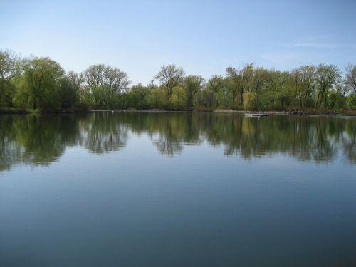 ežeras,medžiai,atspindys,miškas,parkas,lauke,ramus,tvenkinys,vaizdingas,aplinka,ramus,natūralus,taikus,ruduo,lapija,ramus