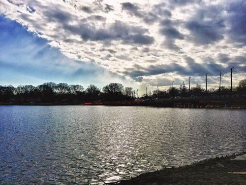 ežeras,tvenkinys,camden,Naujasis Džersis,upė,Krantas