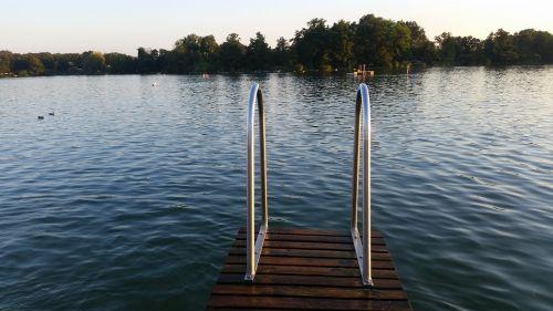 ežeras,vasara,atsigavimas