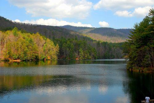 helen, Gruzija, ežeras, vanduo, kritimas, ruduo, gamta, grožis, vaizdingas, spalvinga, sezonas, turizmas, kraštovaizdis, ežeras Helene, Gruzija