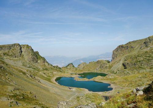roberto ežerai,ežerai,france,Alpės,kalnas,gamta,žygiai,kraštovaizdis