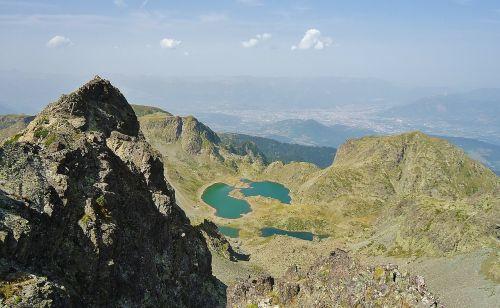 roberto ežerai,ežerai,kalnas,aukščiausiojo lygio susitikimas,panoraminiai vaizdai,žygiai,Alpės,gamta,kraštovaizdis,france