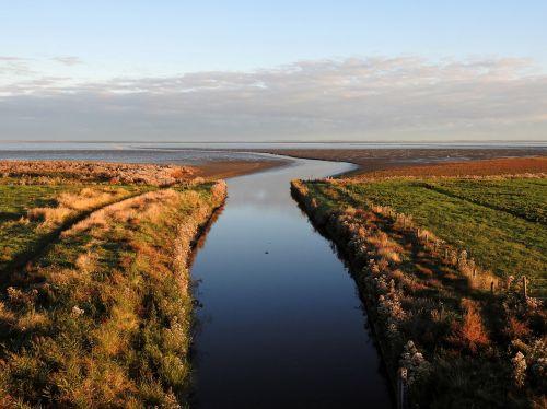 kraštovaizdis,gamta,vanduo,vatai,medvilnė daugiau,daugiau,ežeras,Šiaurės jūra,Fryzija,holland,Nyderlandai