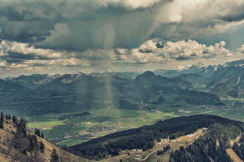 kraštovaizdis,tramatik,gamta,dangus,debesys,vaizdingas,nuotaika,kalnai,apšvietimas,oro temperamentas,panorama,ros field,panoramos kelias