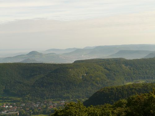 kraštovaizdis,perspektyva,regėjimas,Alb,swabian alb,swabia,rossberg