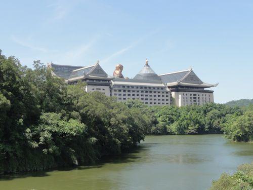 kraštovaizdis,Taivanas,Emei Buddha