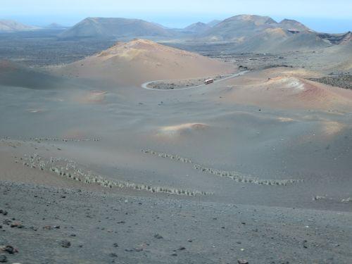 lanzarote,lava,vulkanas,vulkanizmas,gamta,vulkaninis,Kanarų salos,Karg,mėnulio kraštovaizdis,lavos laukai,Rokas