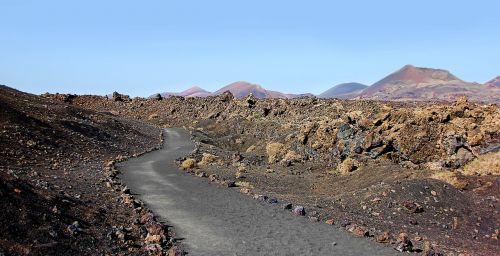 lanzarote,ugnikalniai,vulkaninis,Kanarų salos,lavos laukas,timanfaya,vulkaninis kraštovaizdis,sala,krateris,gamta,sausas,turizmas,juoda