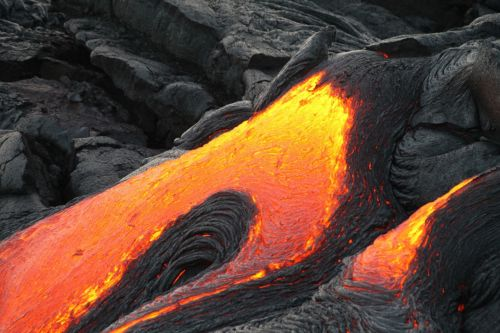 lava, vulkanas, karštas, ištirpintas, srautas, viešasis & nbsp, domenas, tapetai, fonas, išsiveržimas, Hawaii, geologinis, aktyvus, ugnis, naktis, pelenai, sala, gamta, kraštovaizdis, Mauna & nbsp, Loa, kilauea, ugnikalniai & nbsp, nacionalinis & nbsp, parkas, lava