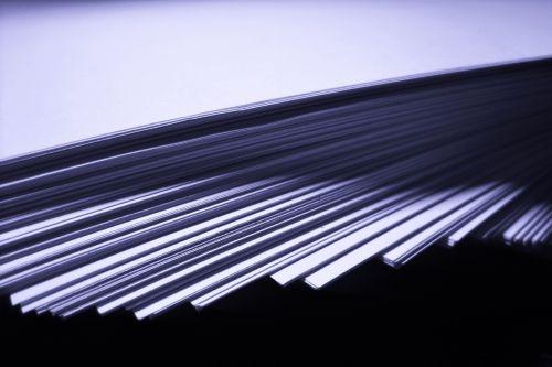 popierius, pakabinti, krūva, tamsintas, levanda, iš naujo įrengta, fanned & nbsp, iš, lavendro tonuotas popieriaus lapelis