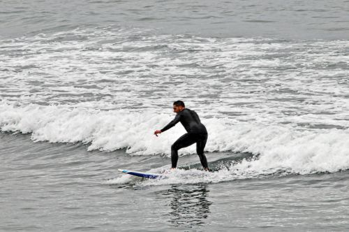 naršyti, banglenčių sportas, vandenynas, jūra, banga, banglentė, mokytis naršyti # 2
