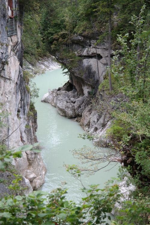 lech,upė,Clam,vanduo,Gorge,Rokas,kanjonas