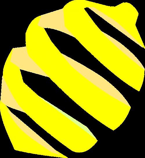 citrina,žievelės,vaisiai,geltona,rūgštus,citrusiniai,nemokama vektorinė grafika