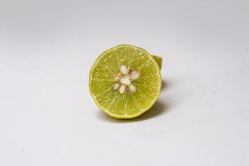 citrina, žalias, citrinų