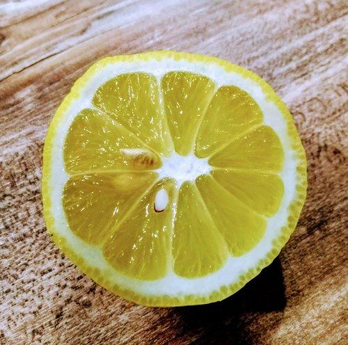 citrina, geltona, vaisiai