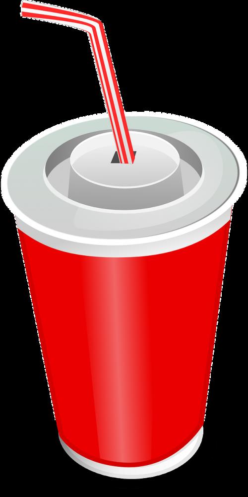 limonadas,koka-kola,kola,taurė,gerti,maistas,sultys,soda,šiaudai,Atimti,vaisių kokteilio,gėrimas,gerti,nemokama vektorinė grafika