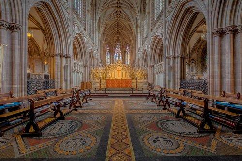 Lichfield katedra, Lichfield, katedra, autoritetingai, bažnyčia, Abbey, Minster, religinis, Religija, šventa, Šventoji, melstis, melstis, choras, lankas, architektūra, statyba, vieta, interjero, interjerai, Anglų, Britų, Europos, istorinis, senas