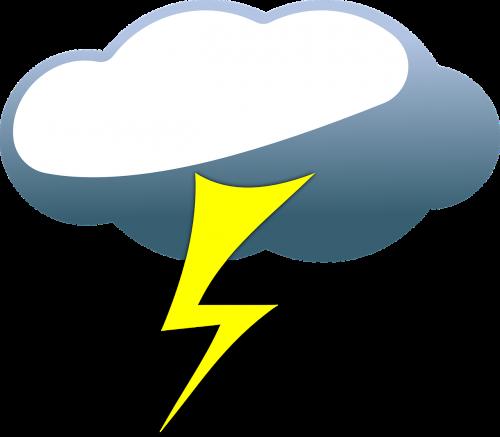 žaibas,griauna,griauna,debesis,oras,mėlynas,balta,nemokama vektorinė grafika
