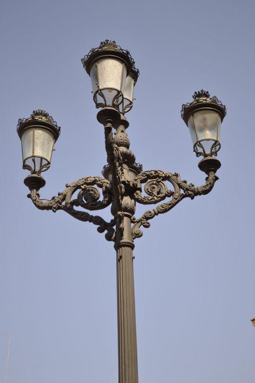 žibintai,apšviesti,lempos stulpas,daiktai