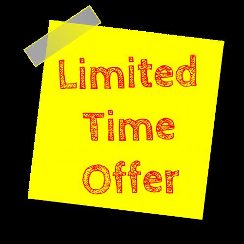 ribotos trukmės pasiūlymas,dienos sandoris,spręsti,pardavimas,specialus,skatinimas,rinkodara,pasiūlymas,nuolaida,reklamuoti,mažmeninė,laikyti,skelbimas