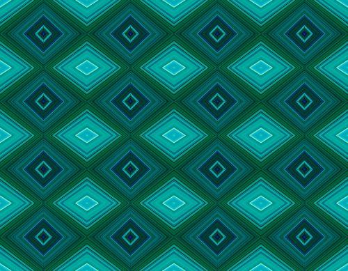 fonas, tapetai, modelis, linijos, įstrižainės, deimantai, bliuzas, žalumos, linijos & amp, deimantai bliuzo ir žalia