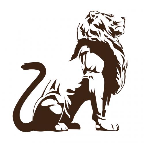 liūtas, didingas, karališkasis, gyvūnas, katė, laukinė gamta, karalius, galia, žinduolis, plėšrūnas, afrika, jėga, leo, talismanas, mėsėdis, be honoraro mokesčio