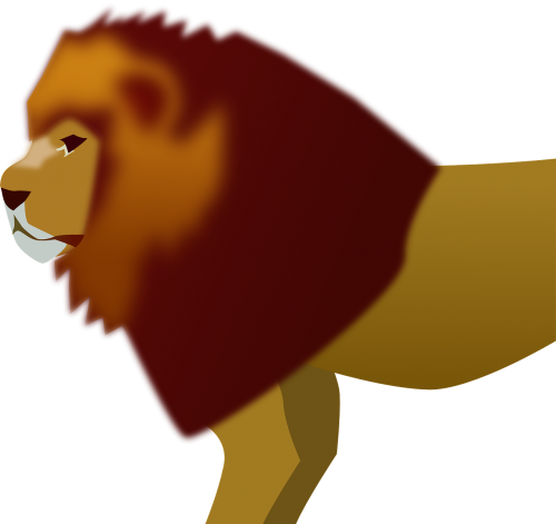 liūtas,gyvūnas,žinduolis,laukinė gamta,ruda,geltona,pavojingas,plėšrūnai,mėsėdis,karalius,džiunglės,miškas,leo,stiprus,nemokama vektorinė grafika