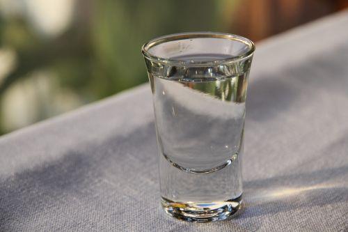 likeris,stiklas