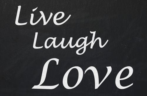 lentynas, lenta, gyventi, juoktis, meilė, tekstas, žodžiai, įkvepiantis, tipo, šrifto, menas, iliustracija, Scrapbooking, Laisvas, viešasis & nbsp, domenas, gyventi, juoktis, meilės lentynas