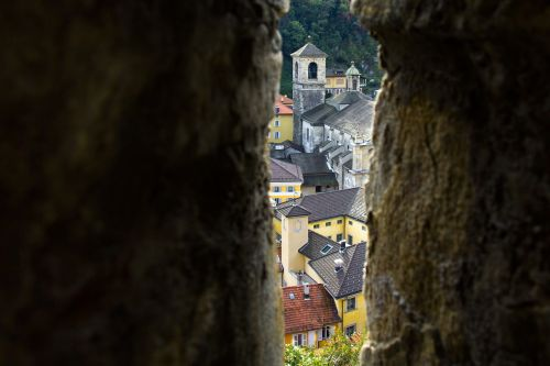 Spraga, Bellinzona, Ticino