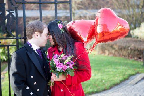 Meilė, Balionai, Valentine, Širdis, Kis, Romantika