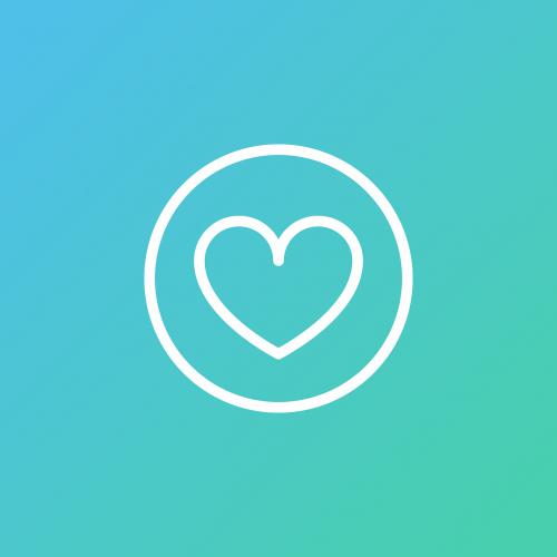 meilė,širdis,piktograma,Facebook,reakcija,emocijos,romantika,komunikacija,mygtukas,mielas,žavinga,mielas,kissable,nemokama vektorinė grafika