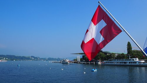 liucernos, Liucernos ežeras regionas, Šveicarija, vandens, Centro regionas, vėliava, Šveicarija vėliavos, ežeras, Pristatymas, vidinis Šveicarija