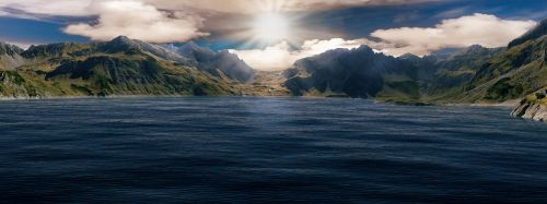 luenersee,austria,vorarlbergas,ežeras,kalnai,brandnertal,Alpių,vanduo,kalninis ežeras,Alpių ežeras,mėlynas,rezervuaras,montafon,dirbtinis,vaizdas,perspektyva,lünerseebahn,gamta,lüner ežeras,panorama,mistinis