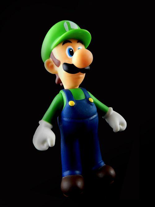 Luigi,mario,Nintendo,video žaidimas