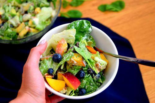pietūs,salotos,Veganas