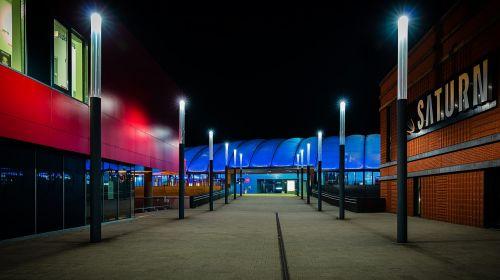 liuksemburgas,traukinių stotis,naktinė nuotrauka,esch belval,saturn,žibintai,apšvietimas,naktinis vaizdas,naktinė fotografija,naktis,geležinkelis