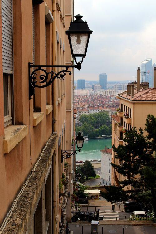 Lyon,france,Senamiestis,architektūra,miestas,rhône,istoriškai,upė,fasadas,vaizdas,pastatas,perspektyva,stogai,kurortas,turizmas,idiliškas,virš stogų,vieta,šventė